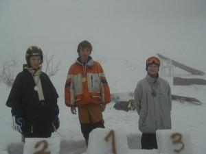 Boardercross Mallnitz Snowboard klub Mladost1999