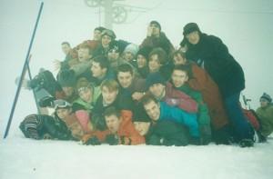 prvi kamp snowboard klub mladost