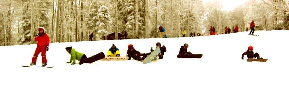 snowboard škola sljeme